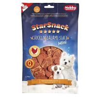 StarSnack Mini Chicken Salami Slice 70g