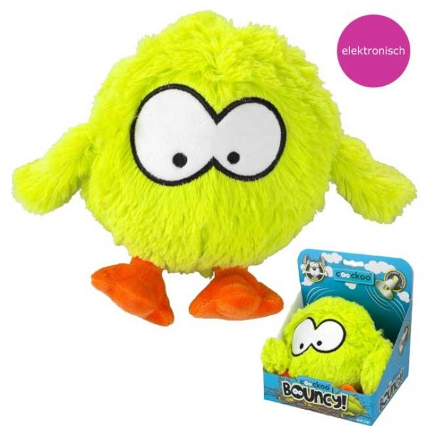 Coockoo Bouncy Jumping Ball lime