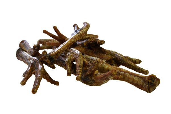 Truthahnfüße getrocknet 10 Stück