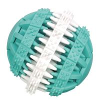 Nobby Vollgummiball Dental Line Ø 7 cm