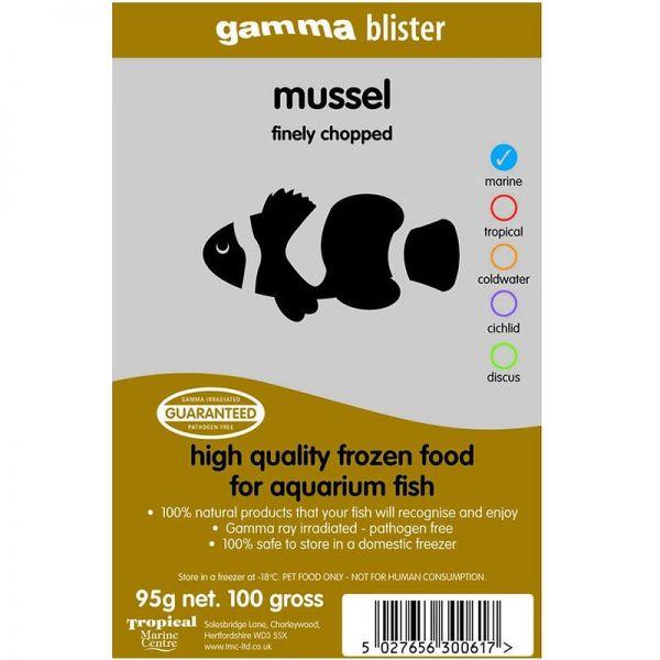 Gamma Blister Muschelfleisch fein gehackt 100g