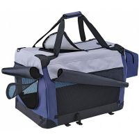 Traveller Plus Transporttasche blau/grau