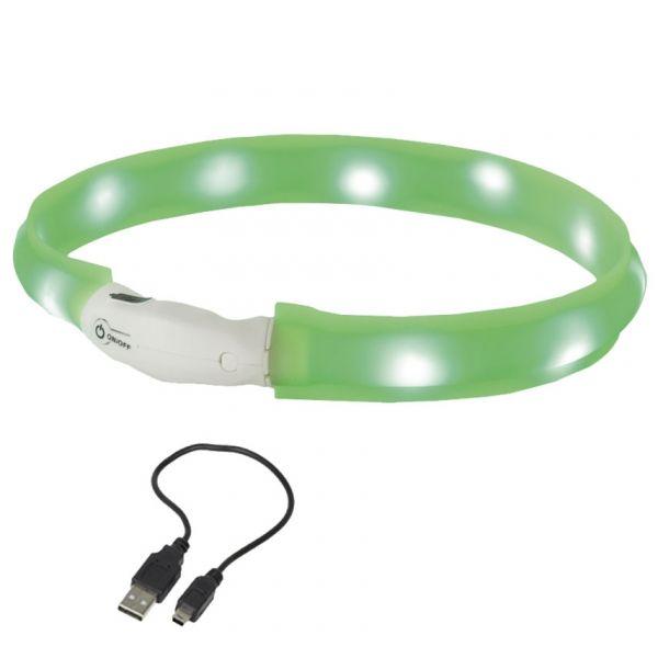 Nobby LED Lichtband Visible L grün 25mm 70cm