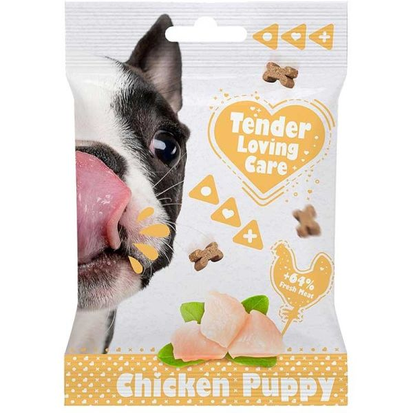 Duvo+ TLC Chicken Puppy Soft Snack 100g