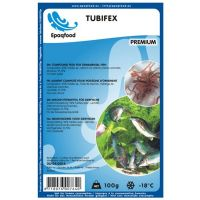 Epaqfood Tubifex Blister 100g