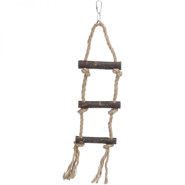 Natural Living Strickleiter 3 Sprossen 40 cm