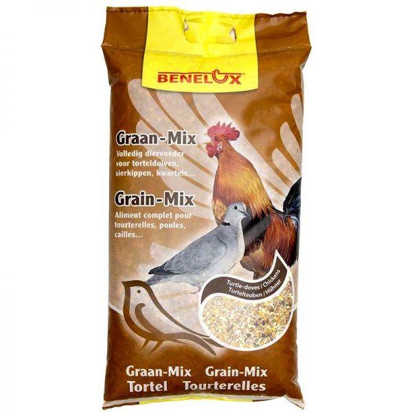 Benelux Getreidemix für Hühner & Tauben 5kg