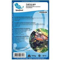 Epaqfood Turtle Mix Blister 100g