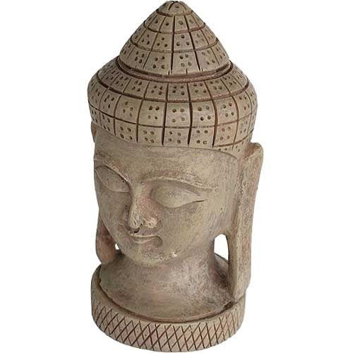 Superfish Zen Deco Buddha Gesicht