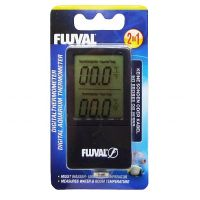 Fluval kabelloses 2-in-1 Digitalthermometer