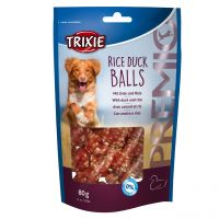 Trixie Premio Rice Duck Balls, 80 g