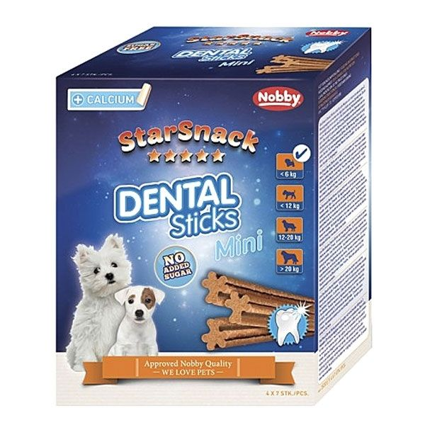StarSnack Dental Sticks 28 Stück