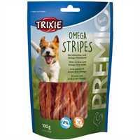 Trixie Premio Omega Stripes Hühnchen 100g