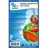 Epaqfood Daphnien intensiv rot 100g Blister