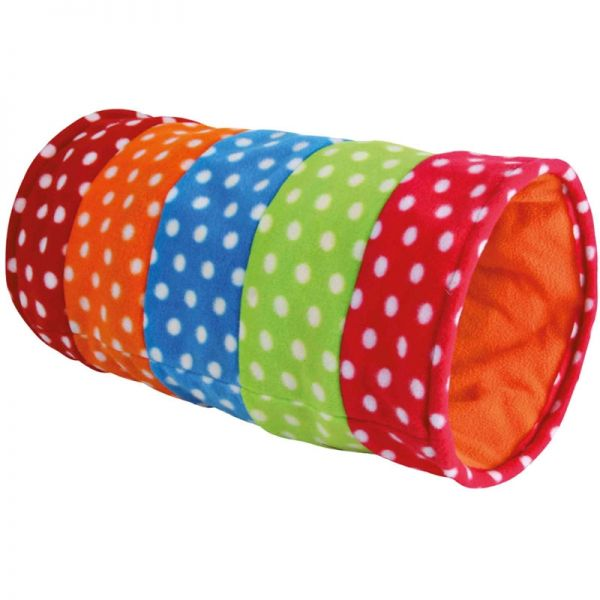 Trixie Spieltunnel aus Fleece Ø 25x50cm