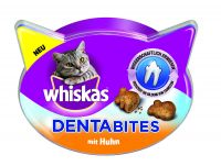 Whiskas Dentabites Huhn 40 g