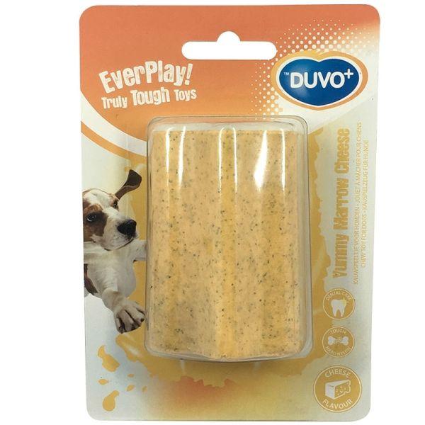 duvo+ Yummy Kauspielzeug Käsegeschmack 7,5cm 55g