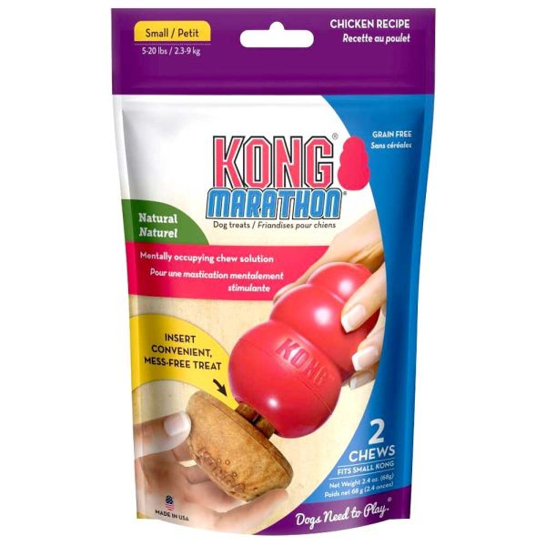 Kong Marathon 2-pk Chicken