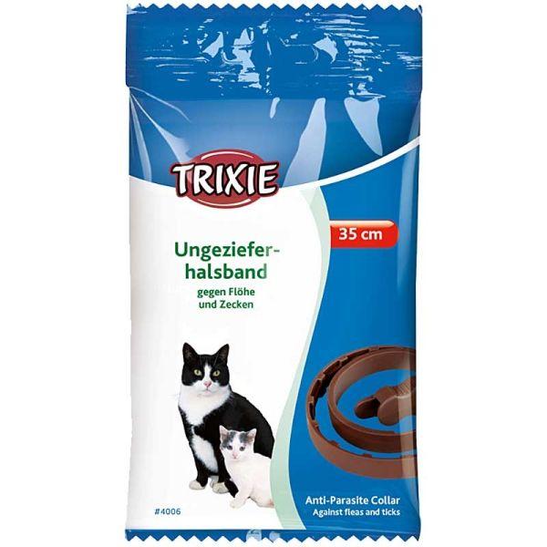 Trixie Ungezieferhalsband für Katzen