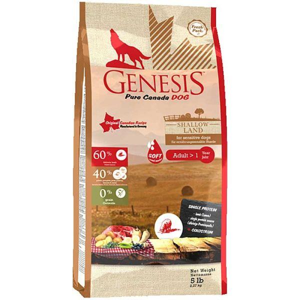 Genesis Pure Canada Dog Shallow Land Adult Soft