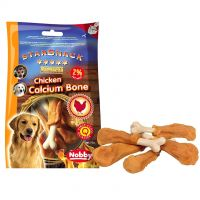 StarSnack Barbecue Chicken Calcium Bone, 70 g