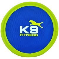 K9 Fitness by Zeus Tough Nylon Flexi Flyer