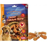 StarSnack Barbecue Chicken Calcium Bone, 375 g