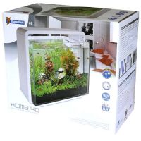 Superfish Home 40 Aquarium weiss