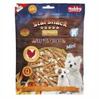StarSnack Barbecue Mini Wrapped Chicken 375g