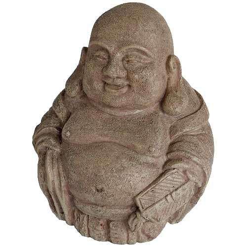 Superfish Zen Deco Lachender Buddha