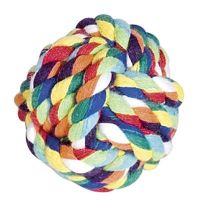 Nobby Rope Toy Baumwollball Ø 7,5 cm