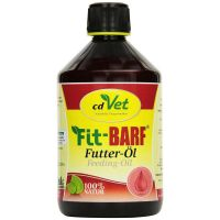 cdVet Fit-Barf-Futteröl 500 ml