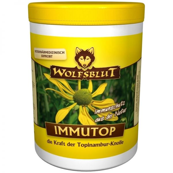 Wolfsblut Immutop 500g