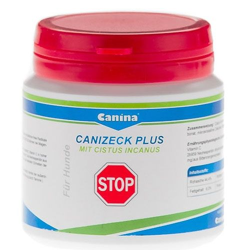 Canina Canizeck Plus Tabletten 90g