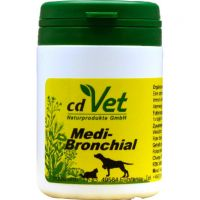cdVet MediBronchial 80 g
