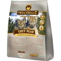 Wolfsblut Grey Peak Puppy.