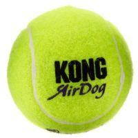 Kong Air Dog Squeakair Ball, 3 Stk. Gr. XS ø: 4 cm
