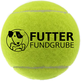 Futter-Fundgrube Tennisball Ø 7 cm