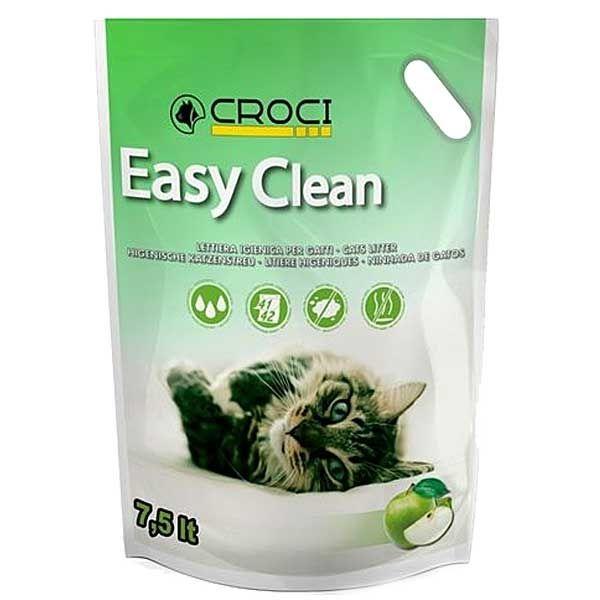 Croci Easy Clean Green Apple Katzenstreu 7,5l