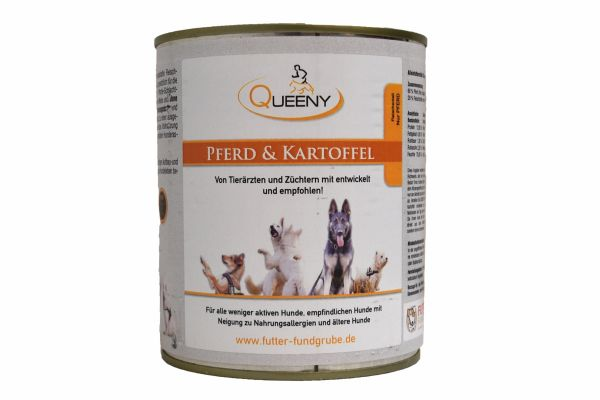 Queeny Sensible Plus Pferd & Kartoffel