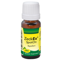 CDvet ZeckEx Spot On 10 ml