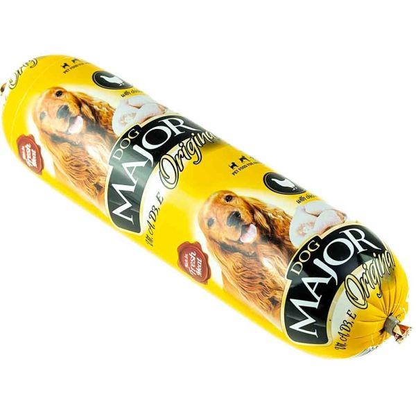 Major Haltbare Hundewurst mit Huhn 900 g