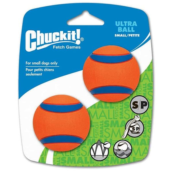 Chuckit Ultra Ball S 2 Stück