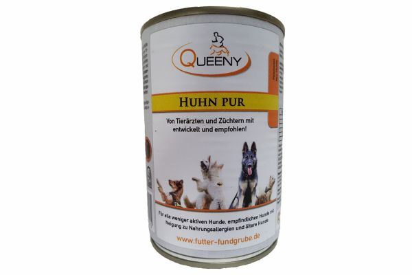 Queeny Huhn pur