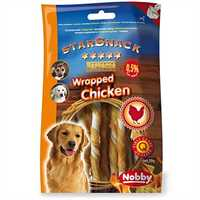 StarSnack Barbecue Wrapped Chicken 70 g