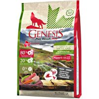 Genesis Pure Canada Green Highland Puppy 907 g