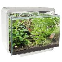 Superfish Home 15 Aquarium weiß