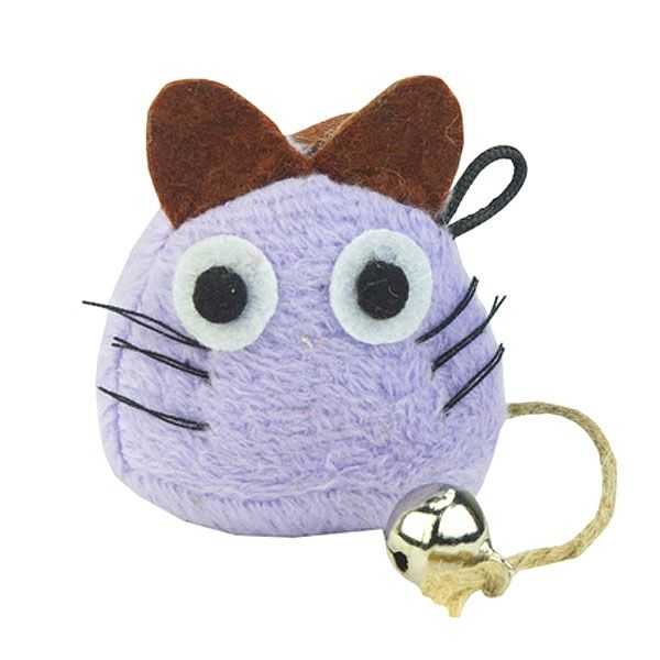 Crazy Cat Funny Mouse 100% Catnip