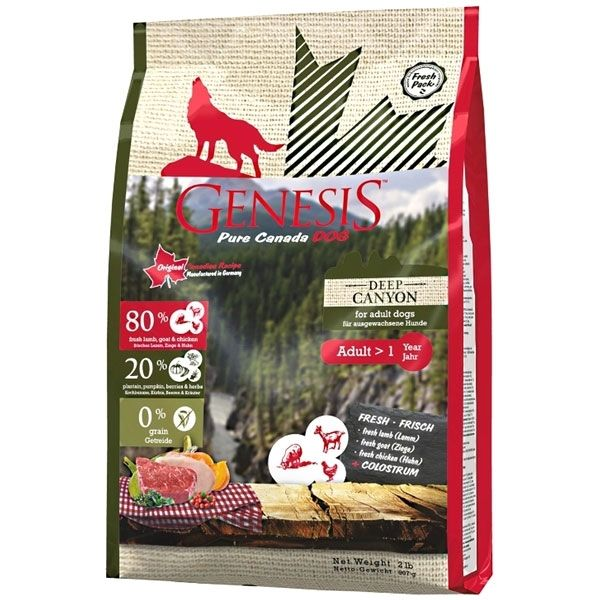 Genesis Pure Canada Dog Deep Canyon Adult