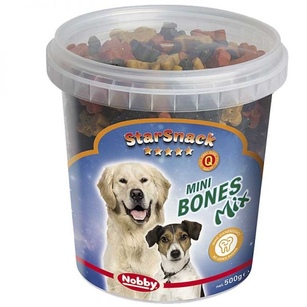 StarSnack Mini Bones Mix 500g